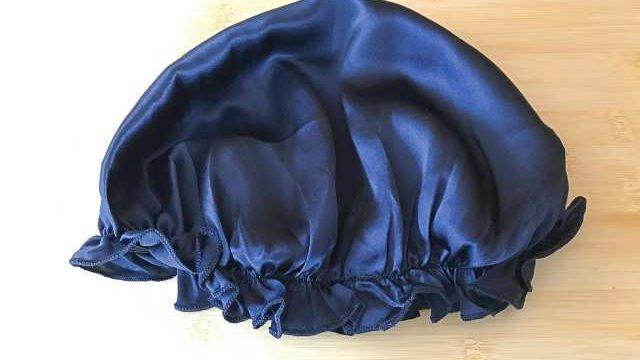 ナイトキャップ(寝る時に被る帽子)で艶髪へ変身!の表紙画像