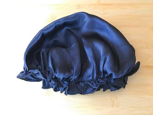 ナイトキャップ(寝る時に被る帽子)