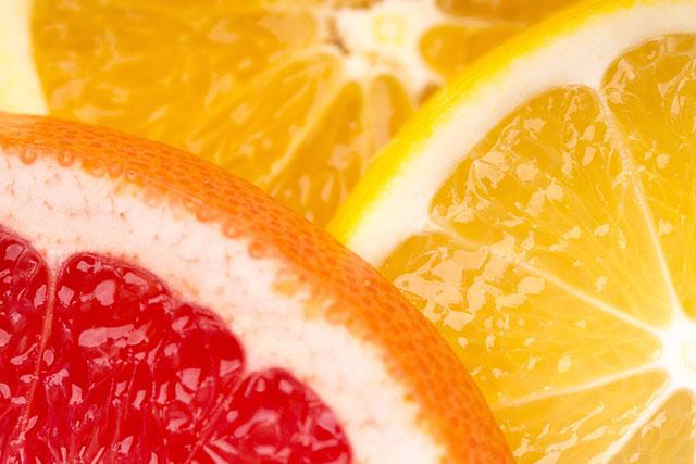 柑橘系シャンプーで髪を洗うのもおすすめ!
